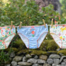 Girls Pack Of Three Knickers