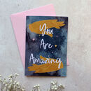 You Are Amazing Letterbox Gift