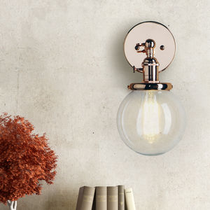 Contemporary Wall Light - lighting