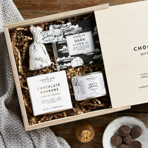 The Vegan Chocolate Collection