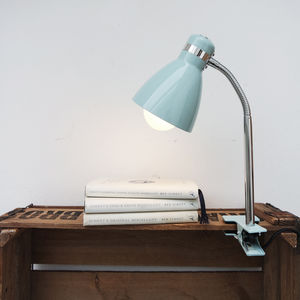 Clip On Desk Lamp - office & study