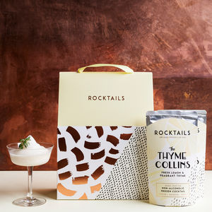 Cocktail Blend Gift Set Collins