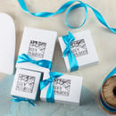 Louy Magroos cufflink gift box