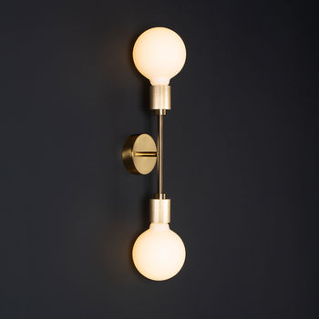 Belgravia Two Arm Wall Light