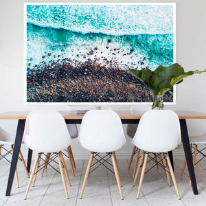 Southern Sea, Canvas Art - modern & abstract