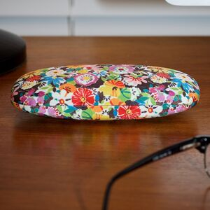 Flower Patch Glasses Case
