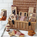 Deluxe Hamper Full Of Sweet Treats