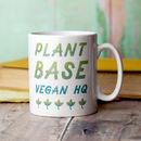 Plant Base Vegan Hq Mug