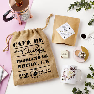 Personalised Coffee Lovers Collection