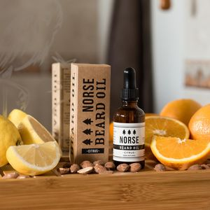 Citrus Beard Oil - gifts for him