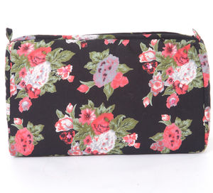 Emilie Toiletry Bag - make-up & wash bags
