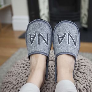 Nana Slippers
