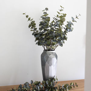 Faux Eucalyptus Stem 90cm - plants & trees