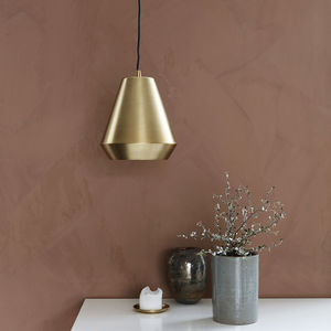 Brass Pendant Light - lighting