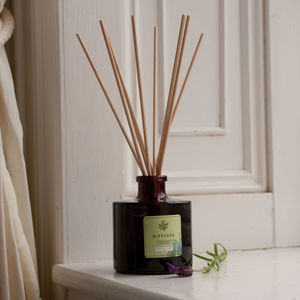 Lavender, Rosemary, Thyme And Mint Diffuser - candles & home fragrance