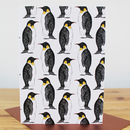 Penguin Notecard