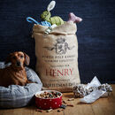 The Jonson Personalised Pet Christmas Sack