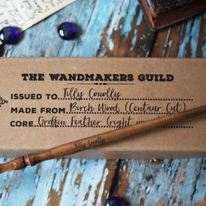 Personalised Wand - shop by category