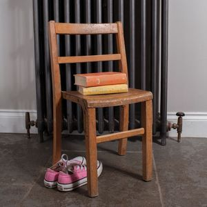 Child's Elm And Beech Chair - baby's room