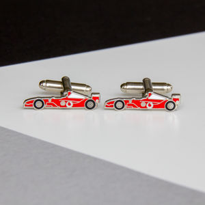 The Grand Prix Cufflinks - men's accessories