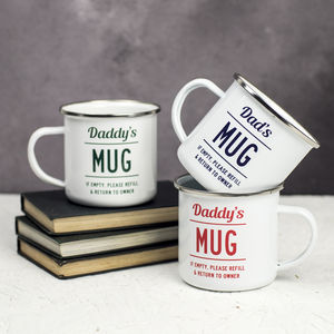 Dad Mug Gift - kitchen
