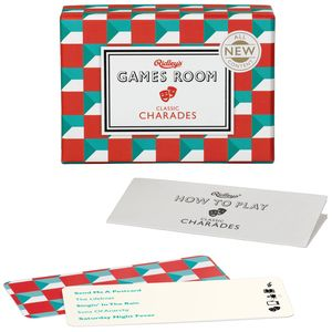 Charades Game - board games