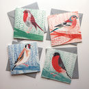 Greeting Cards Finches