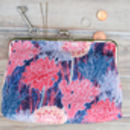 Nancy Silk Clutch Bag