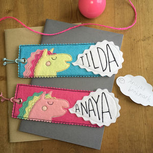 Happy Horse Bookmark - desk accessories