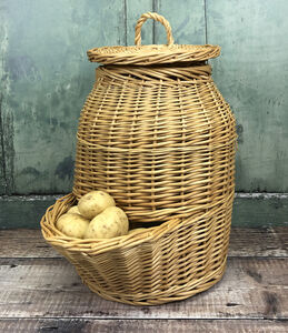 Willow Potato Storage Hopper