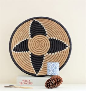 Echo Fairtrade Woven Bowl - kitchen
