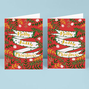 Christmas Greeting Card Sets