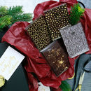 Gift Set Of Luxury Chocolate Bars
