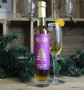 Christmas Liqueur: Mead, Brandy And Christmas Spices - brandy & cognac