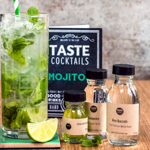 The Mojito Cocktail Mini Kit