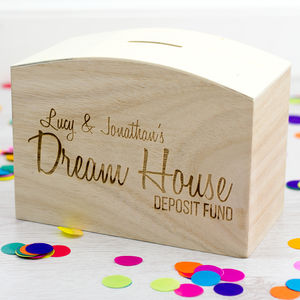 Dream House Deposit Fund Money Box - money boxes