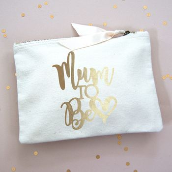 Mum To Be Make Up Bag