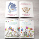 mum to be personalised childrens story book interior page examples