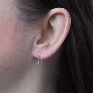 Mini Arc Earrings