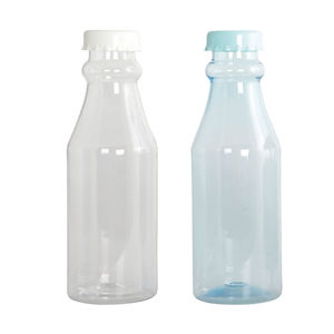 Vintage Style Cool Drinks Soda Bottle W Screw Top - tableware