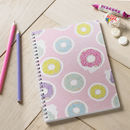 Doughnuts Notebook