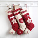 personalised letter to santa christmas stockings