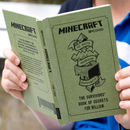 Personalised Minecraft Book