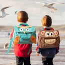 Children's Backpack And Towel Set