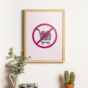 Can't Buy Me Love Print