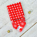 Christmas Double Sided Personalised Hanky