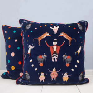 Circus Theme Cushion