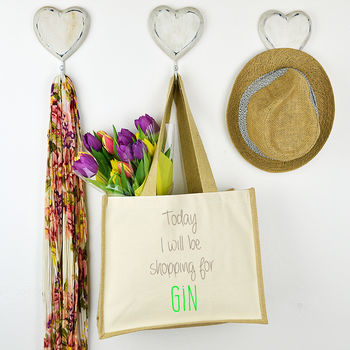 Shopping For Gin Bag