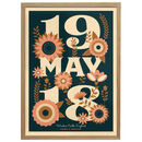 Personalised Special Date Print