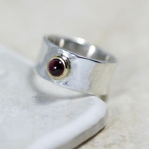 Tourmaline Ring - precious gemstones